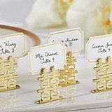 "Kate Aspen ""Double Happiness"" Place Card Holders (Set of 6)"