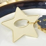 "Kate Aspen ""Under the Stars"" Gold Star Bottle Opener"