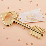 "Kate Aspen ""Cupid's Arrow"" Gold-Toned-Metal Bottle Opener"