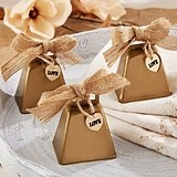 Kate Aspen Country Charm Cowbell Kissing Bell (Set of 6)