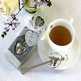 "Kate Aspen ""Tea Time"" Heart Tea Infuser in Tea-Time Gift Box"