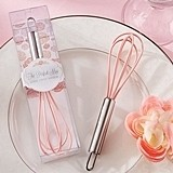 "Kate Aspen ""The Perfect Mix"" Pink Kitchen Whisk"