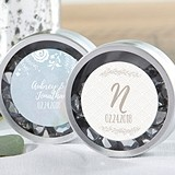 Personalized Clear-Lid Candy Tins - Ethereal Dream Designs (Set of 12)