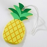 "Kate Aspen ""Tropical Chic"" Pineapple Luggage Tag"