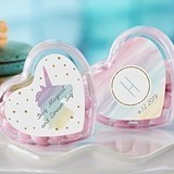 Kate Aspen Heart Favor Container - Enchanted Party (Set of 12)