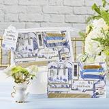 Kate Aspen Blue Willow Wedding Survival Kit in Vinyl Cosmetics Bag