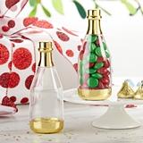 Kate Aspen Gold Metallic Champagne Bottle Favors - DIY (Set of 12)