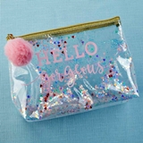 "Kate Aspen ""Hello Gorgeous"" Glitter-Fill Bag Survival Kit"