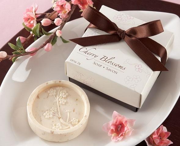 "Kate Aspen ""Cherry Blossom"" Scented Soap"