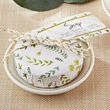 "Kate Aspen ""Botanical Garden"" Soap with Ceramic Trinket Dish"