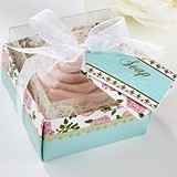 Kate Aspen 'Tea Time Whimsy' Pink Rose Soap in Floral Design Gift-Box