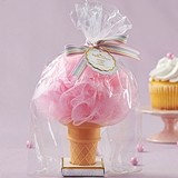 Kate Aspen So Sweet Loofah Favor in Gift-Packaging