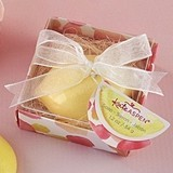 Kate Aspen Lovely Lemon-Shaped Soap in Gift-Box