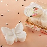 Kate Aspen Butterfly Soap in Designer Flower-Themed Gift-Box