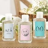 Kate Aspen 2 oz Hand Sanitizers with Monogrammed Stickers (Set of 12)