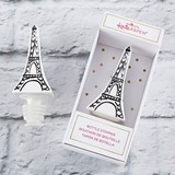 Kate Aspen Eiffel Tower Ceramic Bottle Stopper