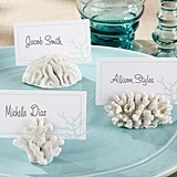 Kate Aspen Seven Seas Coral Placecards/Photo Holders (Set of 6)
