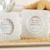 """Sea Tidings"" Sea Urchin-Inspired Frame/Place Card Holder"