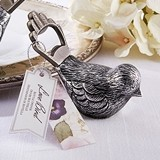 Kate Aspen Antiqued Love Bird Bottle Opener