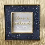 Kate Aspen 'Under the Stars' Constellation Motif Gold-Bordered Frame