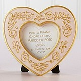 "Kate Aspen ""Modern Romance"" Heart-Shaped Frame"