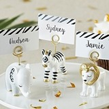 Kate Aspen Safari Place Card Holders (Set of 6)