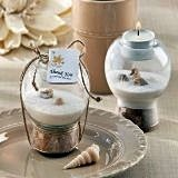 Kate Aspen Seashells by the Seashore Tea Light Holder