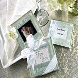 Kate Aspen Sparkling Pearlized Picture Coasters