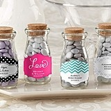 Kate Aspen Nostalgic Personalized Milk Bottle Jars (Set of 12)