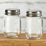 Kate Aspen Mini Glass Mason Jars - DIY (Set of 12)