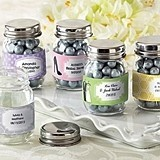 Kate Aspen Fantastic Personalized Mini Mason Jars (Set of 12)
