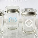 Kate Aspen Personalized 'Rustic Charm' Designs Mason Jars (Set of 12)