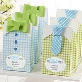 "Personalizable ""My Little Man"" Candy Bags (Set of 24)"