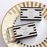Kate Aspen Personalized Matchbooks - Classic Chic Design (Set of 50)