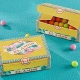 Kate Aspen Personalizable Cigar Box Inspired Favor Boxes (Set of 24)