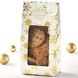 Kate Aspen Gold-Foil Snowflake-Motif Treat Bags (Set of 12)