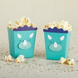 Kate Aspen Smiling Dinosuar Theme Popcorn Favor Boxes (Set of 12)