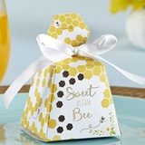Kate Aspen Sweet As Can Bee Favor Boxes w/ Satiin Ribbons (Set of 24)