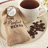 "Kate Aspen ""The Perfect Blend"" Burlap Bag (Set of 12)"