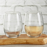 Kate Aspen Non-Personalized 15 oz. Stemless Wine Glass - DIY