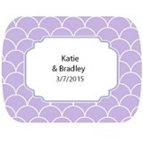Kate Aspen Personalized Small Rounded Rectangle Stickers (75 Designs)