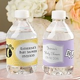 Kate Aspen Adorable Personalized Baby Shower Water Bottle Labels