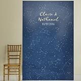 "Kate Aspen Personalized ""Under the Stars"" Photo Backdrop"
