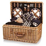 Windsor Traditional English-Style Picnic Basket by Picnic Time