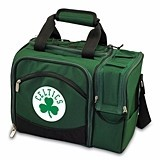 Officially-Licensed NBA Team Logo Malibu Picnic Tote