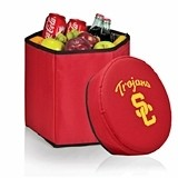 Officially-Licensed Collegiate Logo Bongo Cooler