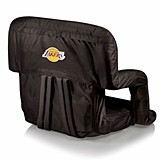 Officially-Licensed NBA Team Logo Ventura Portable Recliner Seat
