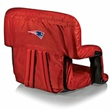 Officially-Licensed NFL Team Logo Ventura Portable Recliner Seat