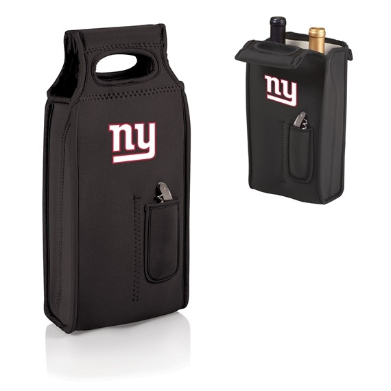 Officially-Licensed NFL Team Logo Samba Wine Tote