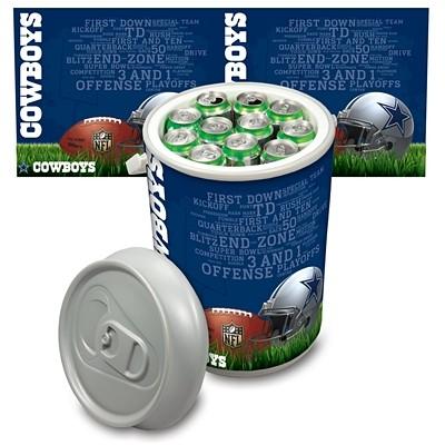 Officially-Licensed NFL Team Logo Mega Can Cooler